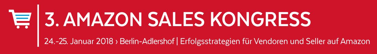 3. Amazon Sales Kongress