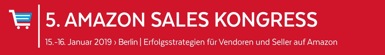 5. Amazon Sales Kongress