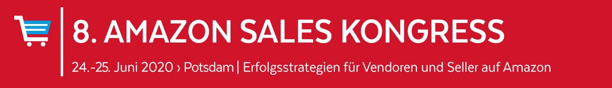 8. Amazon Sales Kongress 2020