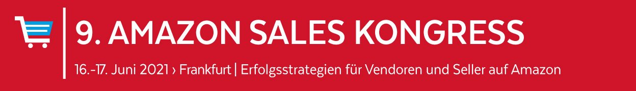 9. Amazon Sales Kongress 2021